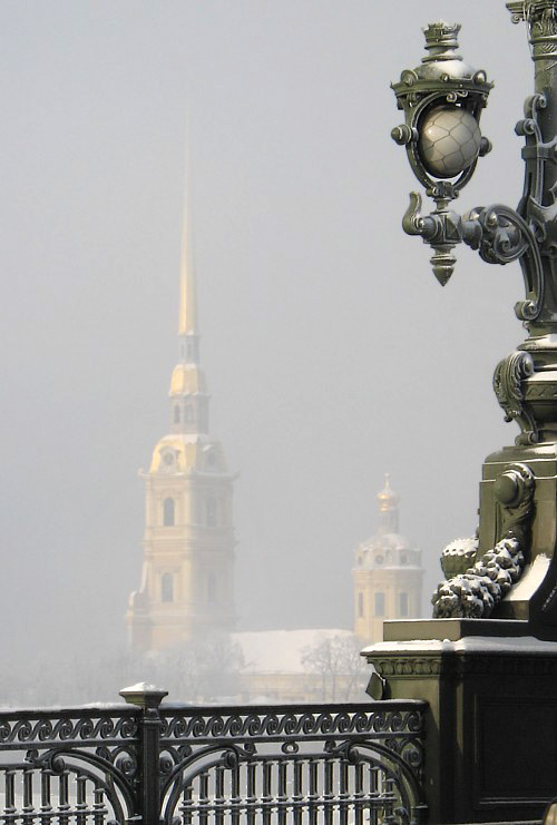 "фото ""Через дымку"" метки: архитектура, путешествия, пейзаж, Европа"