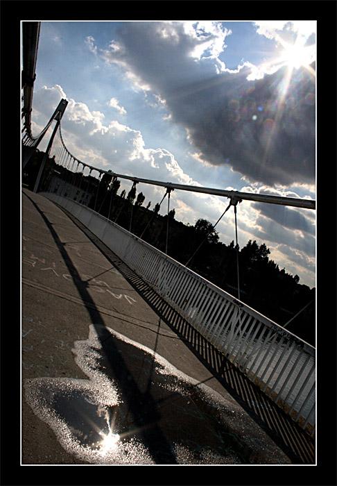 "фото ""On The Bridge"" метки: архитектура, пейзаж,"