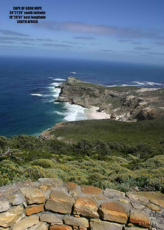 "photo ""Cape Of Good Hope"" tags: landscape,"