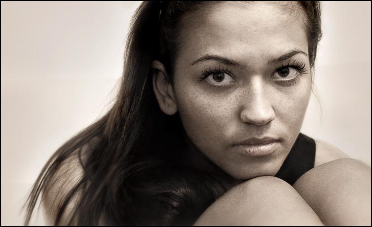 "фото ""* (S118)"" метки: портрет, женщина"