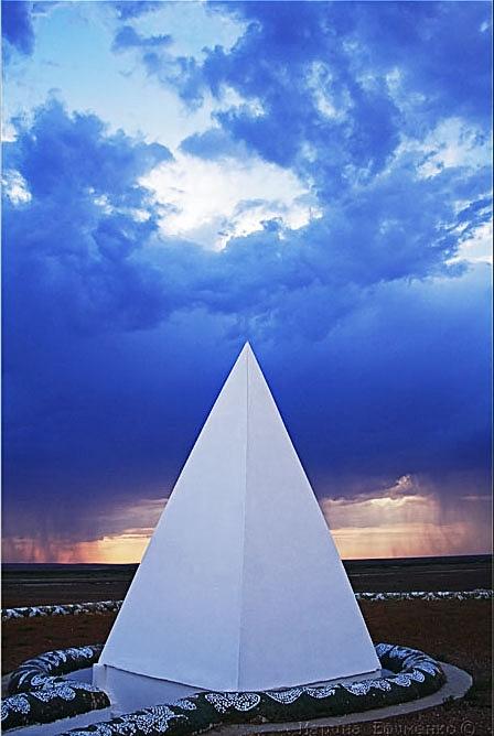 "фото ""Коркут - пирамида желаний"" метки: путешествия,"