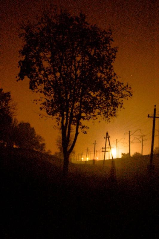 """фото """"сказки красного фонаря"""" метки: пейзаж, разное, ночь"""