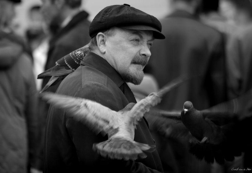 """фото """"Ленин в октябре"""" метки: жанр,"""