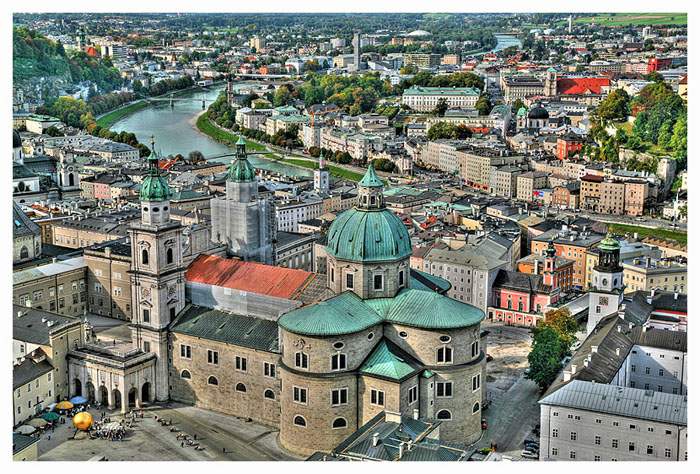 "фото ""Зальцбург"" метки: путешествия, архитектура, пейзаж, Европа"