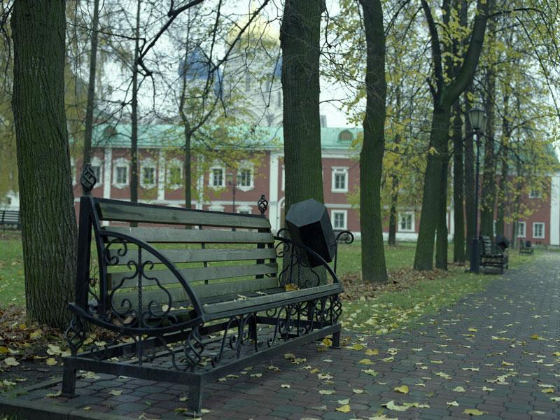"""фото """"Осень в монастыре"""" метки: архитектура, пейзаж,"""