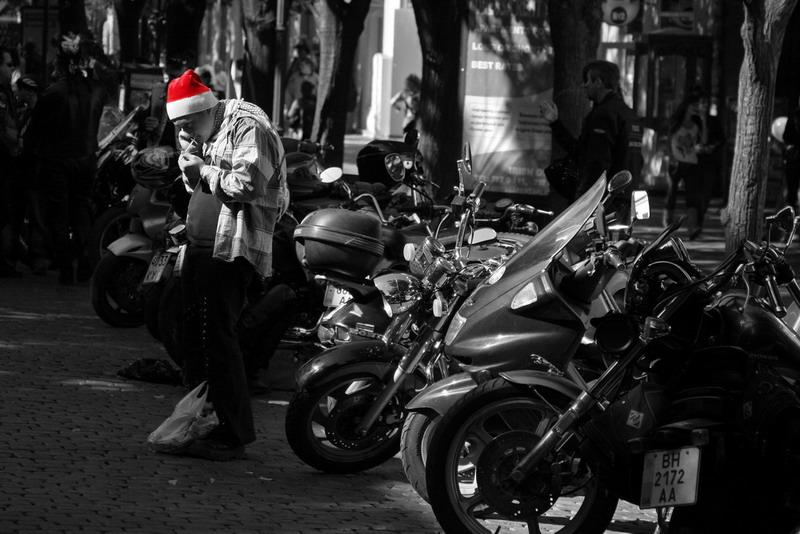 "фото ""Здравствуй, Санта..."" метки: жанр, разное,"