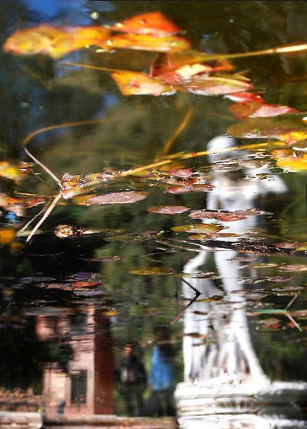 "фото ""how many?"" метки: пейзаж, вода, осень"