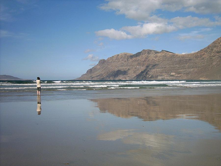 """фото """"Mirador view"""" метки: пейзаж, вода, горы"""