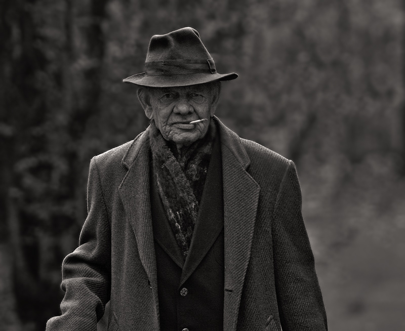 "photo ""***"" tags: portrait, genre, man"