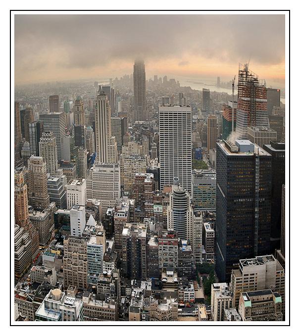 """фото """"Тревожно..."""" метки: архитектура, город, пейзаж,"""