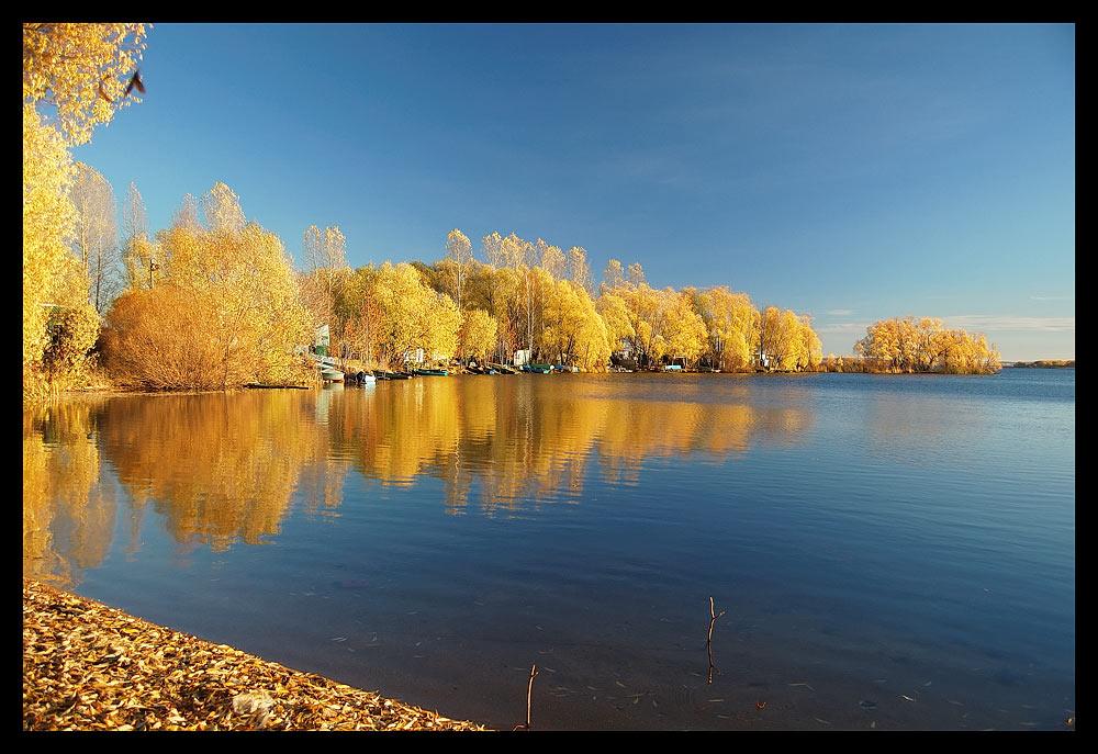 """фото """"Спелая осень"""" метки: пейзаж, вода, осень"""