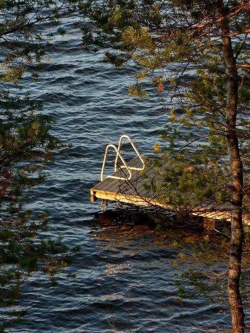 """фото """"Kymijoki"""" метки: пейзаж, осень"""