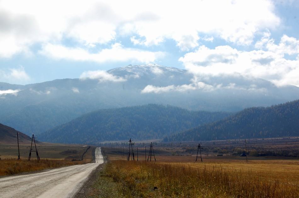 """фото """"Дорога в бездну"""" метки: пейзаж, природа, горы"""