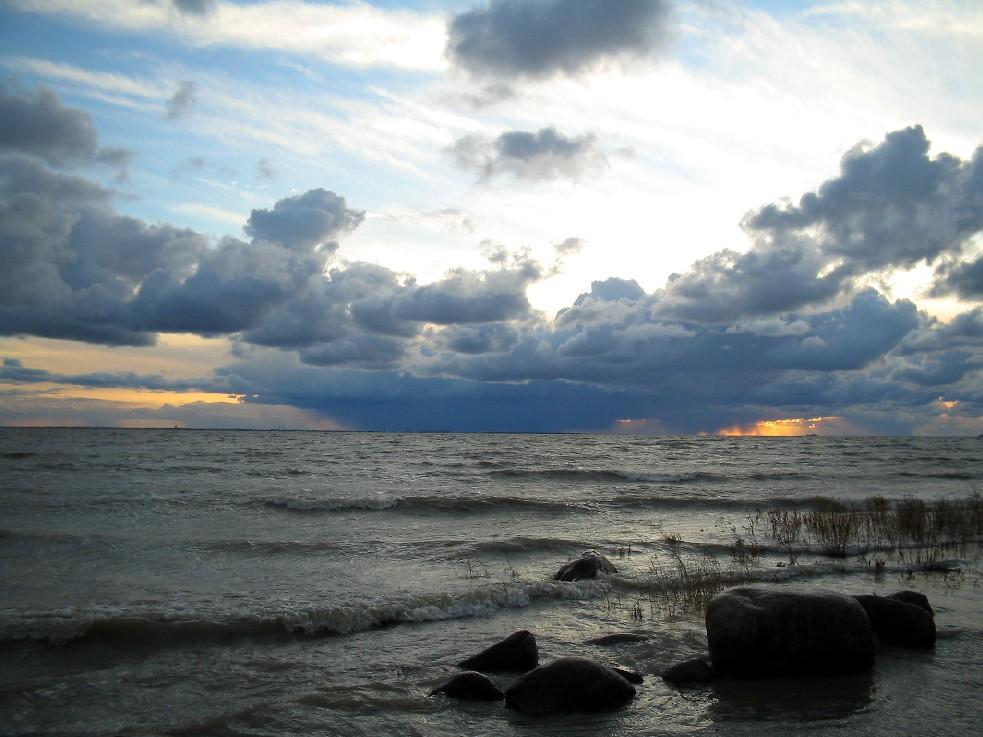 "фото ""Слияние воды и неба"" метки: пейзаж,"