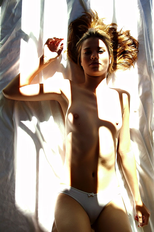 "photo ""Shadows"" tags: nude, glamour,"