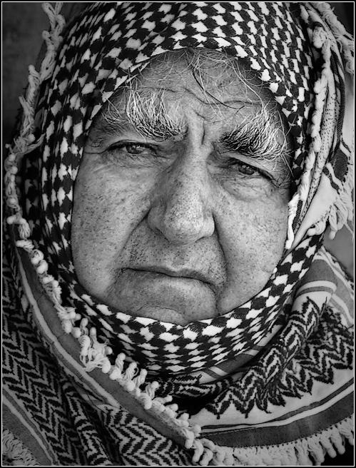 "фото ""Прожита жизнь..."" метки: портрет, черно-белые, мужчина"
