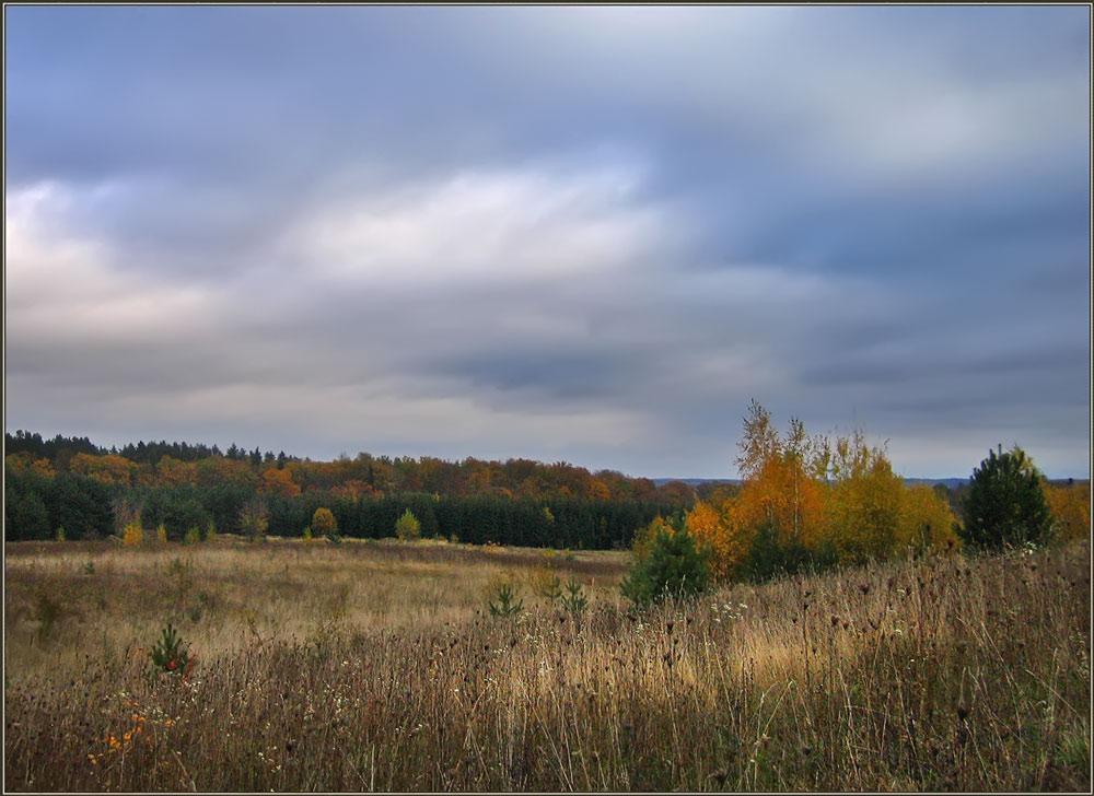 """фото """"Вздох осени"""" метки: пейзаж, осень"""