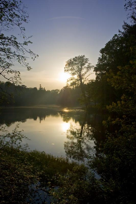 """фото """"Прогулка перед сном"""" метки: пейзаж, закат"""