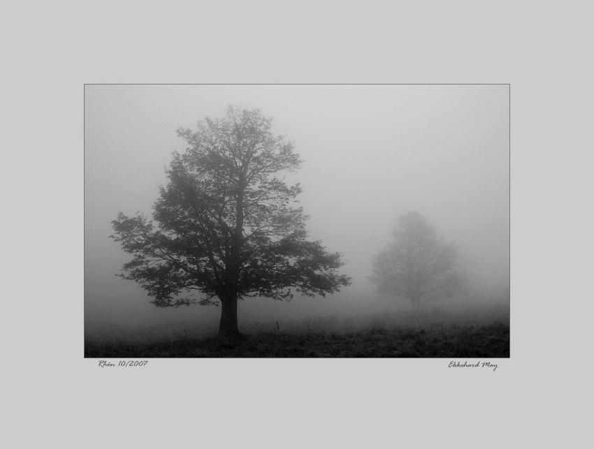 """photo """"im spiegel deiner seele..."""" tags: landscape, black&white,"""