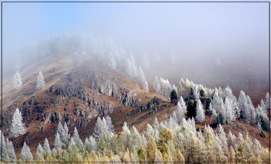 """фото """"Перевал"""" метки: пейзаж, горы"""