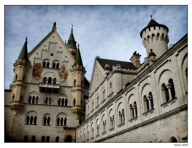 "photo ""dreamland castle"" tags: travel, architecture, landscape, Europe"