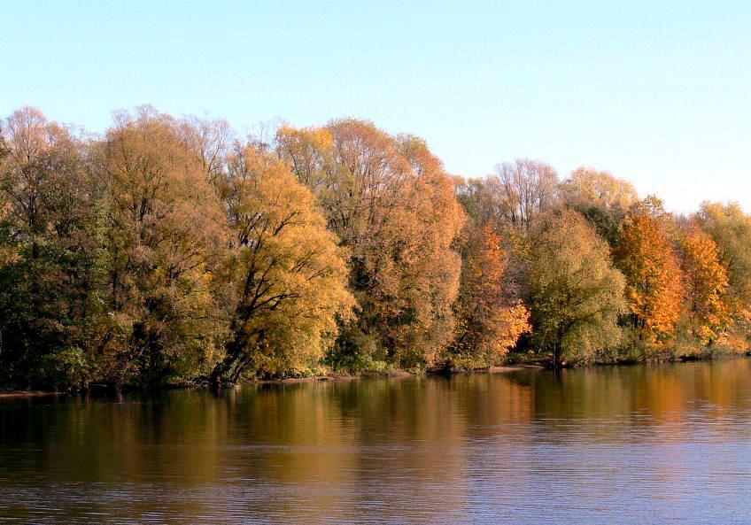 """photo """"Autumn landscape."""" tags: landscape, autumn"""