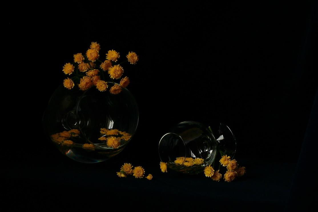 """фото """"Общение на языке цветов No.1"""" метки: натюрморт,"""