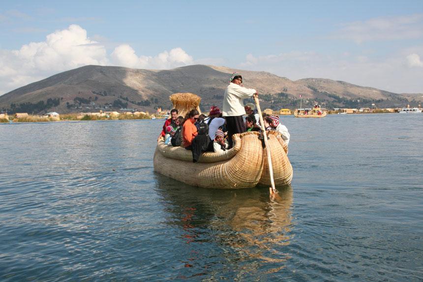 """фото """"Titikaka/Peru"""" метки: пейзаж, путешествия, Южная Америка, вода"""