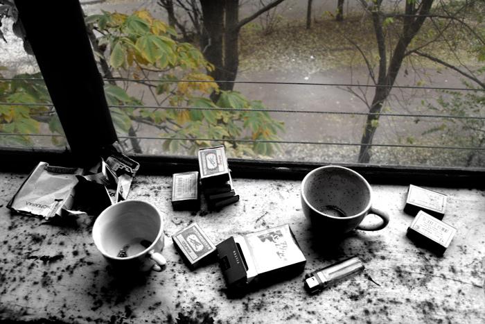 "photo ""***"" tags: still life, black&white,"
