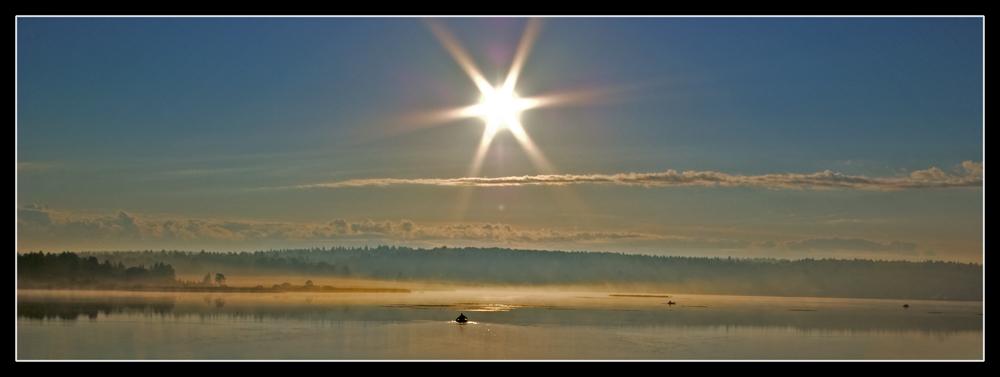 """фото """"утренняя звезда"""" метки: пейзаж, вода"""