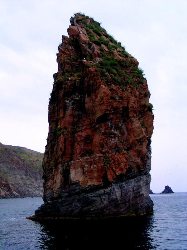 """фото """"Rising Rock"""" метки: пейзаж, вода"""