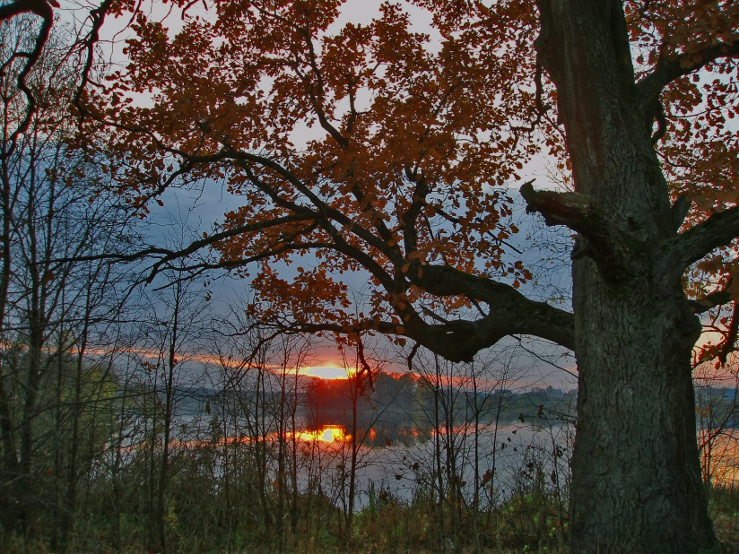 "photo ""***"" tags: landscape, autumn, sunset"