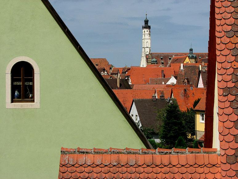 "photo ""Rothenburg. Germany"" tags: travel, architecture, landscape, Europe"
