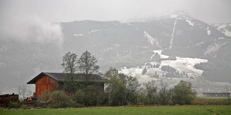 """фото """"Autumn in Mountains"""" метки: пейзаж, путешествия, Европа, зима"""