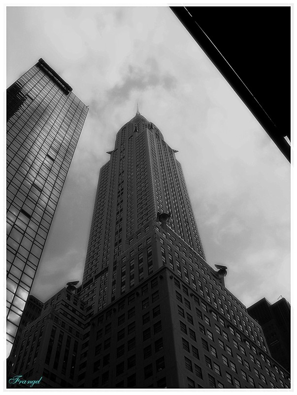 "photo ""The Chrysler Building"" tags: travel, architecture, landscape, North America"
