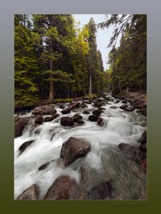 "photo ""River ""Ulu Murudzhu"""" tags: landscape, travel, water"