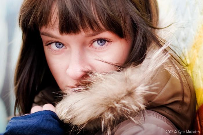 """фото """"Катя"""" метки: портрет, женщина"""