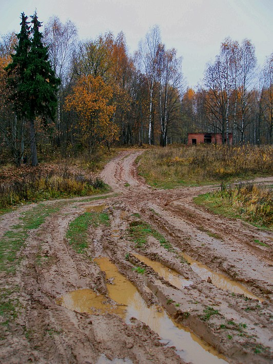 "photo ""***"" tags: landscape, humor, autumn"