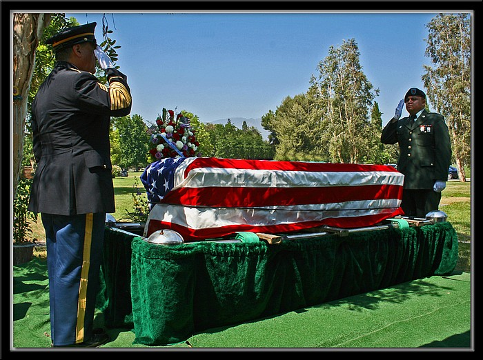 "photo ""Final Salute"" tags: reporting,"