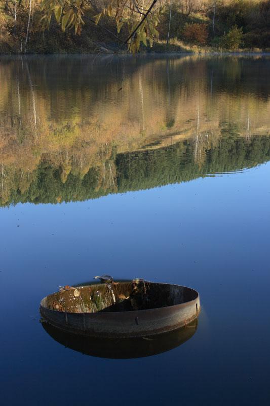 "фото ""пруд"" метки: пейзаж, вода"