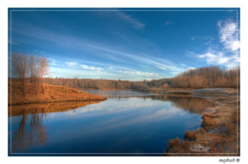 "фото ""1 ноября..."" метки: пейзаж, осень"