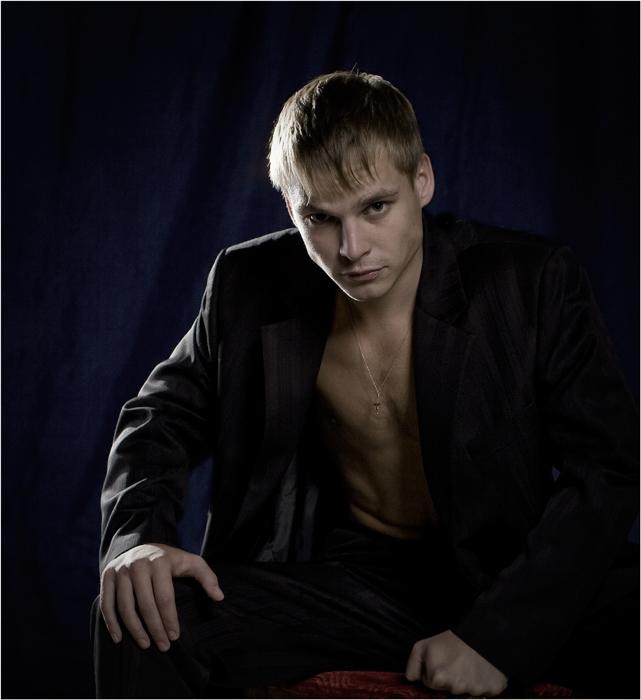 "фото ""Портрет молодого мужчины"" метки: портрет, мужчина"
