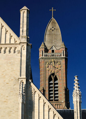 "photo ""Gothic Shapes"" tags: architecture, landscape,"