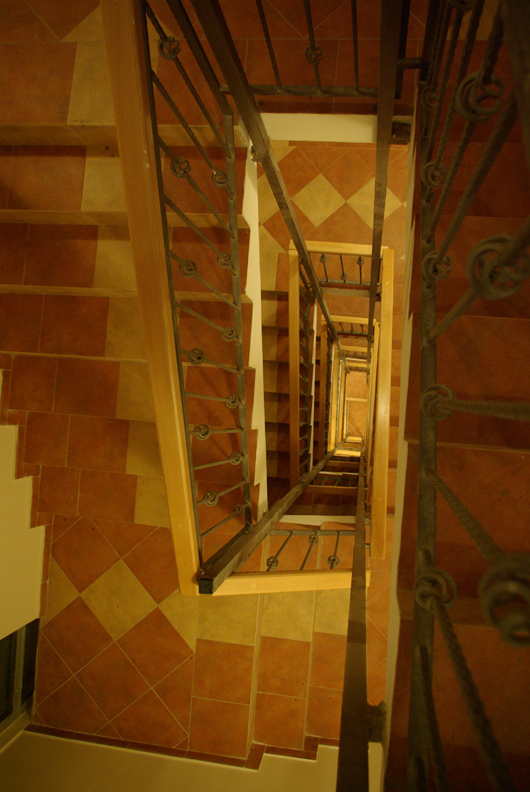 "photo ""Stairway"" tags: abstract, interior,"