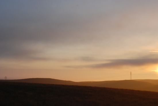 "фото ""South Dakota Sunrise"" метки: пейзаж,"