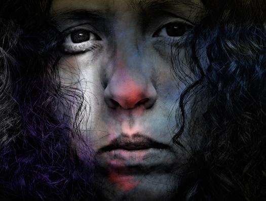 """фото """"Kaleidoscope"""" метки: портрет, женщина"""