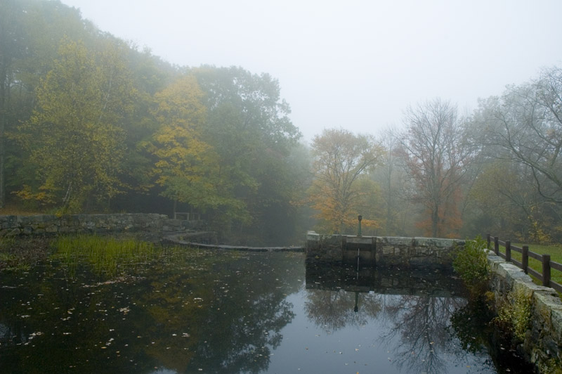 "photo ""The Crisp Air of an Autumn Morning"" tags: landscape, autumn, water"