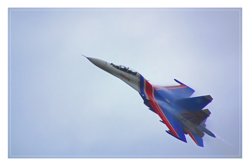 "photo ""Russian Knights ..."" tags: technics,"