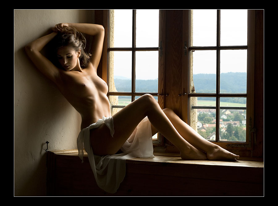 "photo ""At the Window"" tags: nude,"