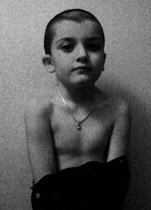 "photo ""My son"" tags: black&white,"